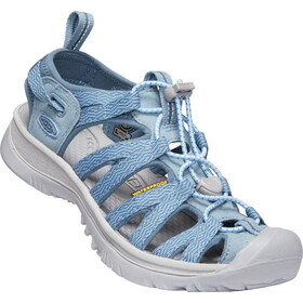 Keen Whisper Sandals Women citadel/blue mirage